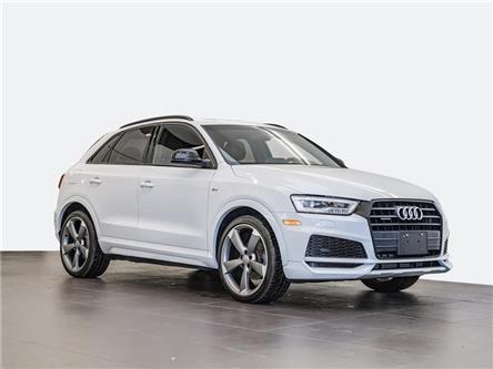 2018 Audi Q3 2.0T Technik (Stk: PA948) in Ottawa - Image 1 of 22