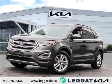 2016 Ford Edge SEL (Stk: 133-21A) in Burlington - Image 1 of 21