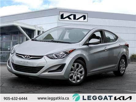 2014 Hyundai Elantra  (Stk: 425-21A) in Burlington - Image 1 of 22
