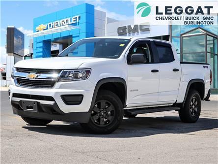 2020 Chevrolet Colorado WT (Stk: 6490D) in Burlington - Image 1 of 17