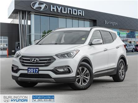2017 Hyundai Santa Fe Sport 2.4 Premium (Stk: N3272A) in Burlington - Image 1 of 22