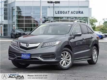 2018 Acura RDX Tech (Stk: 4561) in Burlington - Image 1 of 26