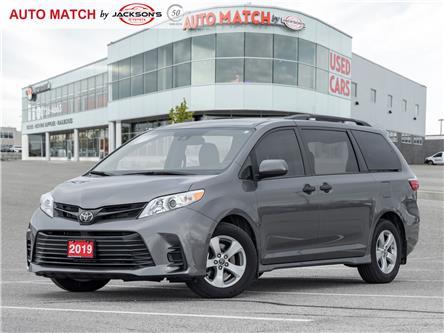 2019 Toyota Sienna 7-Passenger (Stk: U0617) in Barrie - Image 1 of 18
