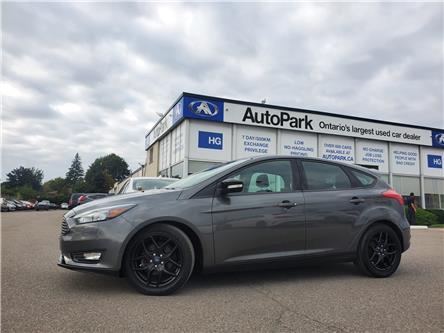 2018 Ford Focus SEL (Stk: 18-29148) in Brampton - Image 1 of 18