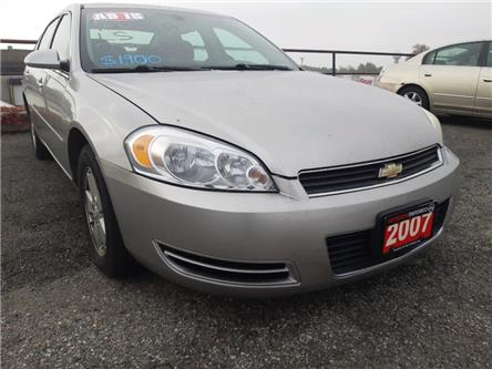 2007 Chevrolet Impala LS (Stk: CMC808772A) in Cobourg - Image 1 of 9
