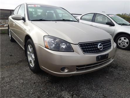 2005 Nissan Altima  (Stk: CMY322694A) in Cobourg - Image 1 of 6