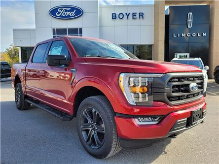 2021 Ford F-150 XLT (Stk: F3262) in Bobcaygeon - Image 1 of 22