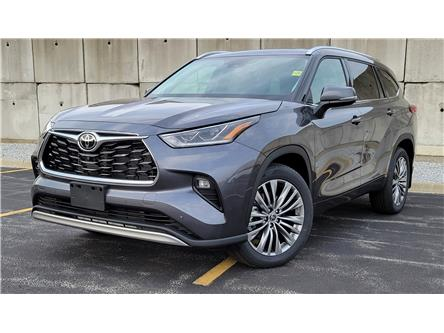 2021 Toyota Highlander Limited (Stk: A61817) in Sarnia - Image 1 of 9