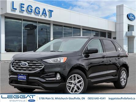 2021 Ford Edge  (Stk: 21D1187) in Stouffville - Image 1 of 30