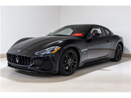 2018 Maserati GranTurismo  (Stk: UC1712) in Calgary - Image 1 of 16