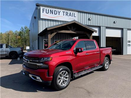 2019 Chevrolet Silverado 1500 High Country (Stk: 21292a) in Sussex - Image 1 of 13