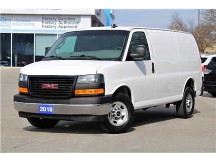 2018 GMC Savana 2500 Work Van (Stk: R12922) in Toronto - Image 1 of 25