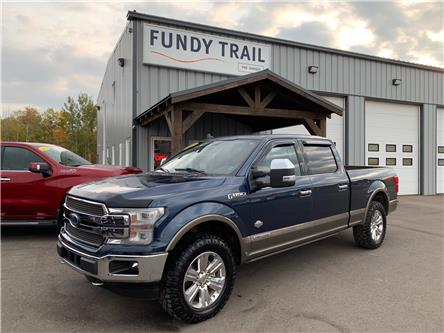 2018 Ford F-150 King Ranch (Stk: 21226a) in Sussex - Image 1 of 13