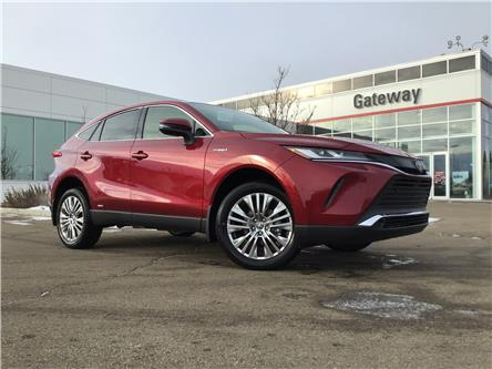 2021 Toyota Venza Limited (Stk: ORDER11126575) in Edmonton - Image 1 of 42