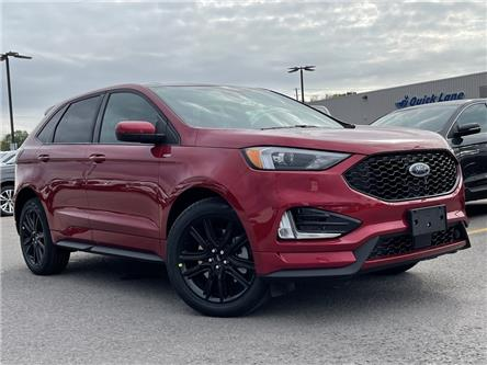 2021 Ford Edge ST Line (Stk: 21T772) in Midland - Image 1 of 16