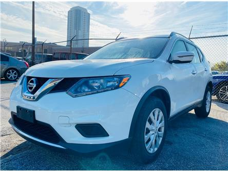 2016 Nissan Rogue S (Stk: C36105) in Thornhill - Image 1 of 6