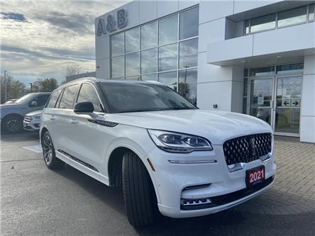 2021 Lincoln Aviator Grand Touring (Stk: A6267) in Perth - Image 1 of 19