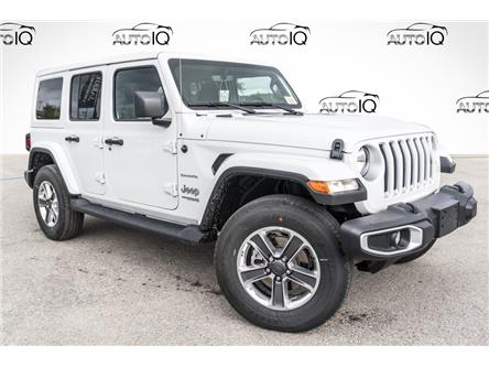 2021 Jeep Wrangler Unlimited Sahara (Stk: 35427) in Barrie - Image 1 of 25