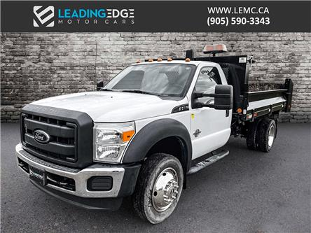 2012 Ford F-550 Chassis XL (Stk: 18936) in King - Image 1 of 10