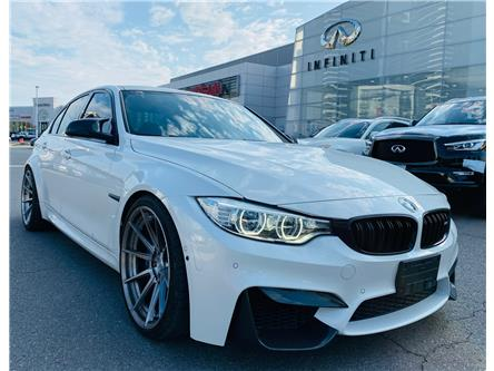 2017 BMW M3 Base (Stk: ) in Thornhill - Image 1 of 23