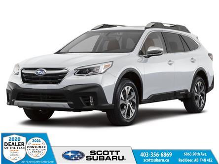 2022 Subaru Outback Premier XT (Stk: 146225) in Red Deer - Image 1 of 10