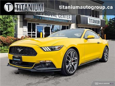 2015 Ford Mustang EcoBoost Premium (Stk: 432351) in Langley Twp - Image 1 of 19