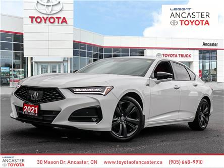 2021 Acura TLX A-Spec (Stk: P233) in Ancaster - Image 1 of 26