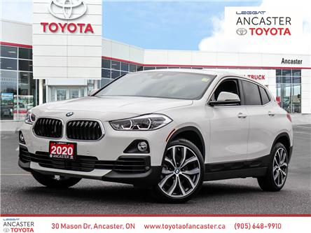 2020 BMW X2 xDrive28i (Stk: 21702A) in Ancaster - Image 1 of 23