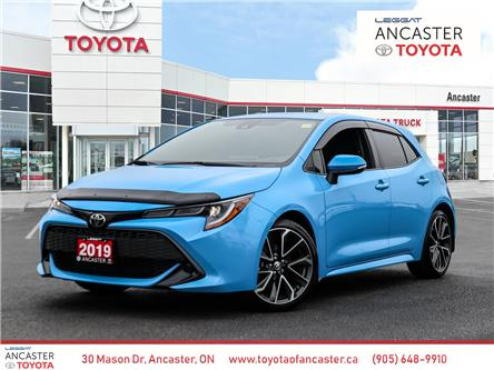 2019 Toyota Corolla Hatchback Base (Stk: 21712A) in Ancaster - Image 1 of 27