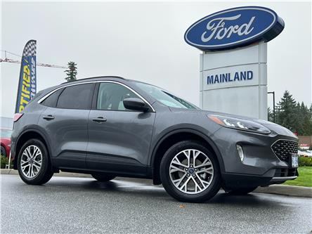 2021 Ford Escape SEL Hybrid (Stk: 21ES1424) in Vancouver - Image 1 of 30
