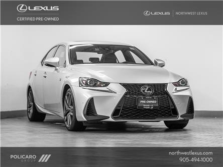 2019 Lexus IS 300 Base (Stk: 034392T) in Brampton - Image 1 of 28