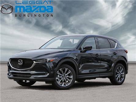2021 Mazda CX-5 Signature (Stk: 211047) in Burlington - Image 1 of 23