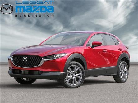 2021 Mazda CX-30 GS (Stk: 210766) in Burlington - Image 1 of 23