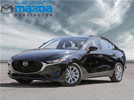 2021 Mazda Mazda3 GS (Stk: 210033) in Burlington - Image 1 of 23