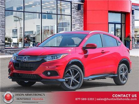 2022 Honda HR-V Sport (Stk: 222063) in Huntsville - Image 1 of 23