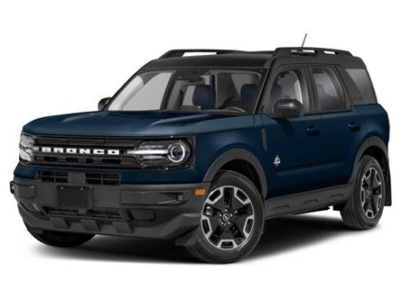 2021 Ford Bronco Sport Outer Banks (Stk: 21512) in Saint-Jérôme - Image 1 of 9