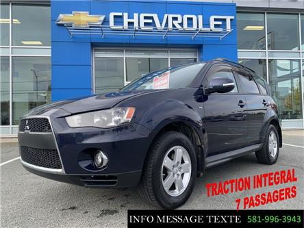 2011 Mitsubishi Outlander LS (Stk: X8604A) in Ste-Marie - Image 1 of 25