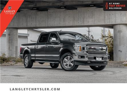 2018 Ford F-150 XLT (Stk: M821278A) in Surrey - Image 1 of 23