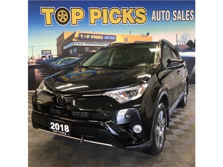 2018 Toyota RAV4 XLE (Stk: 823624) in NORTH BAY - Image 1 of 30