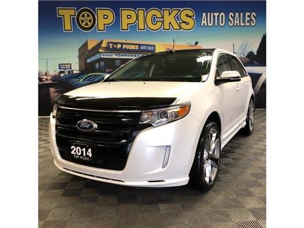 2014 Ford Edge Sport (Stk: A35116) in NORTH BAY - Image 1 of 30