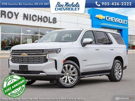 2021 Chevrolet Tahoe Premier (Stk: 74610) in Courtice - Image 1 of 23
