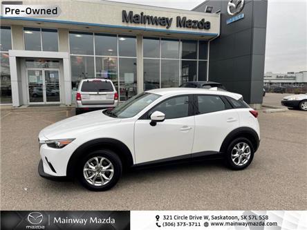2019 Mazda CX-3 GS (Stk: M21458A) in Saskatoon - Image 1 of 17