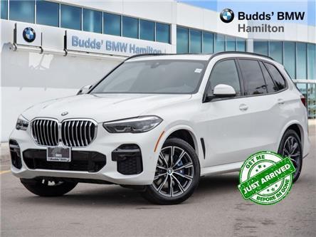 2022 BMW X5 xDrive40i (Stk: T26893) in Hamilton - Image 1 of 23