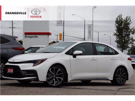 2020 Toyota Corolla SE (Stk: CP5350) in Orangeville - Image 1 of 17