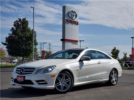 2012 Mercedes-Benz E-Class Base (Stk: 21753C) in Bowmanville - Image 1 of 27