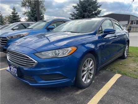 2017 Ford Fusion SE (Stk: PE22002A) in Woodstock - Image 1 of 25