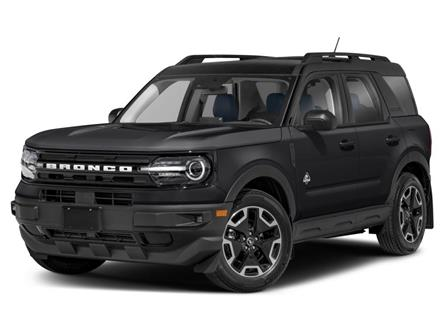 2021 Ford Bronco Sport Outer Banks (Stk: BS21-85349) in Burlington - Image 1 of 9