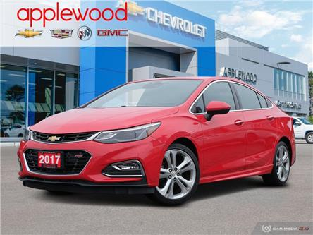 2017 Chevrolet Cruze Premier Auto (Stk: 196182P) in Mississauga - Image 1 of 30