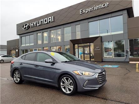 2018 Hyundai Elantra GLS (Stk: N1635TA) in Charlottetown - Image 1 of 12