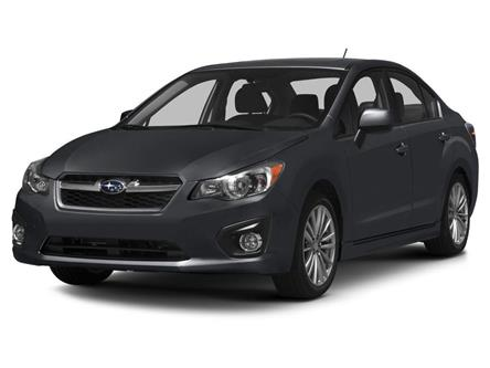 2014 Subaru Impreza 2.0i (Stk: SUB2972TA) in Charlottetown - Image 1 of 8